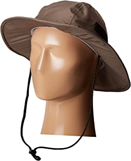 OCM4624 Lightweight Boonie Hat with Side Velcro, Sealed Seams and Adjustable Chin Cord