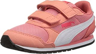 Amazon.com  PUMA - Pink   Shoes   Baby Girls  Clothing 66013dc8f