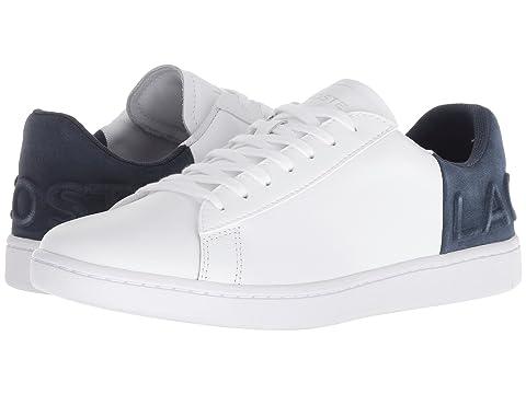 Evo Blanchâtre 318 Lacoste Bleu Carnaby Marine 3 Blanc Lumière xw7xEZTn