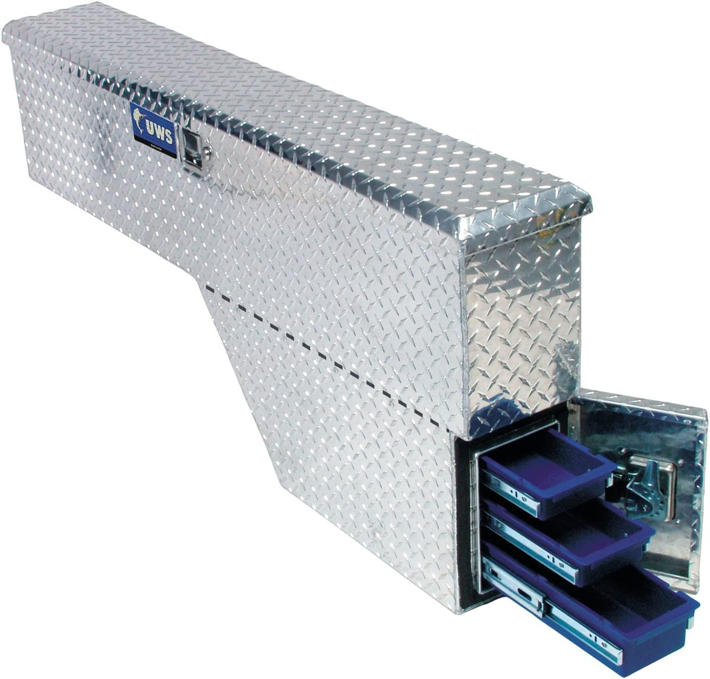 UWS FW-48-DS-P Passenger Side Credence Fenderwell Sli Drawer Toolbox with Price reduction