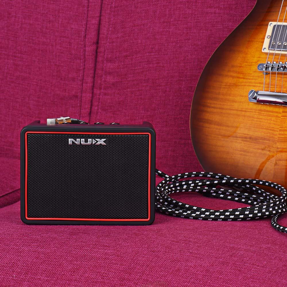 Fesjoy Mighty Lite BT Mini Desktop Amplificador para guitarra ...