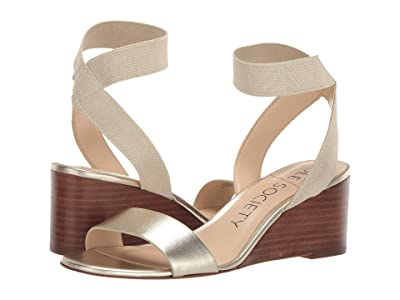 SOLE / SOCIETY Kiah (Pale Gold) Women