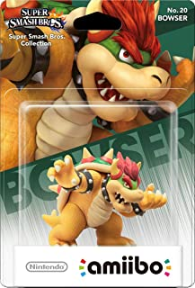 BOWSER AMIIBO SUPER SMASH BROS COLLECTION WII U