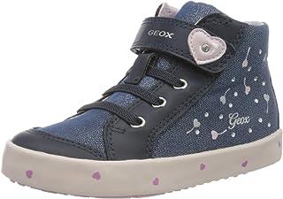 Geox B Kilwi Girl G, Baskets Basses bébé Fille