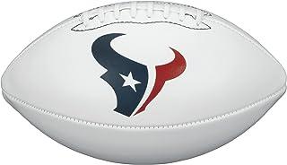 Wilson NFL Team Logo Autograph Football