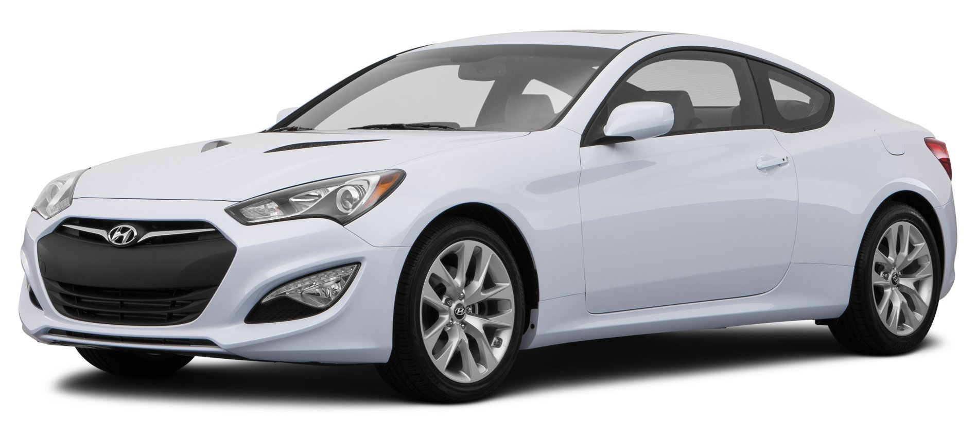 2014 Hyundai Genesis Coupe 2.0T, 2-Door 4-Cylinder Automatic Transmission ...