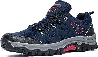 CAMEL CROWN أحذية المشي للرجال منخفضة أعلى عدم الانزلاق أحذية العمل الرياضية لحقائب الظهر في الهواء الطلق الرحلات المشي لم...