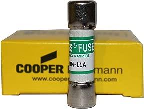 DC Bus Fuse BUSSMANN for Fluke multimeter Fuse Tubes beioust 2PC DMM-B-44//100 10x35MM 44MA 1000VAC