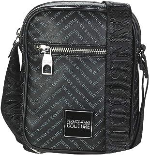 VERSACE JEANS COUTURE E1yubb04 Bolso Pequeño/Cartera De Mano Hombres Negro - única - Bolso Pequeño/Cartera Bag