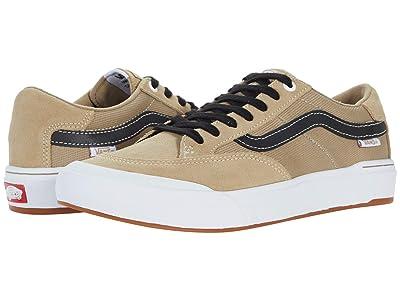 Vans Berle Pro (Incense/White) Skate Shoes