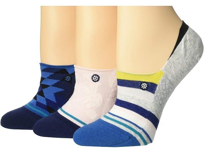 STANCE Womens Avalon 3 Pack Socks