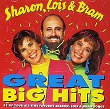 Sharon, Lois & Bram Great Big Hits