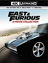 Best Fast & Furious 8-Movie Collection [4K Ultra HD + Digital] [Blu-ray] Review