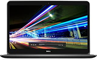 Dell XPS 15 9530 15.6-Inch Laptop (2.3 GHz Intel Core i7-4712HQ Processor, 16 GB RAM, 512 GB SSD, Windows 10) (Renewed)