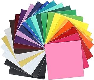 Oracal 651 Glossy Vinyl - 24 Pack of Top Colors - 12
