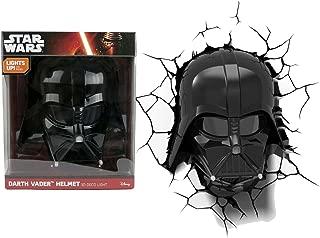 Star Wars Darth Vader Helmet 3D Deco Light