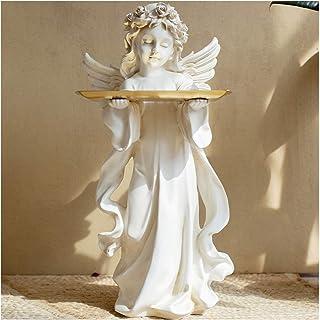 أليس إلهة الرجعية صينية ضوء الفاخرة سطح طابق كبير الحلي مع علبة المنزل الديكور هدية الرماية الدعائم