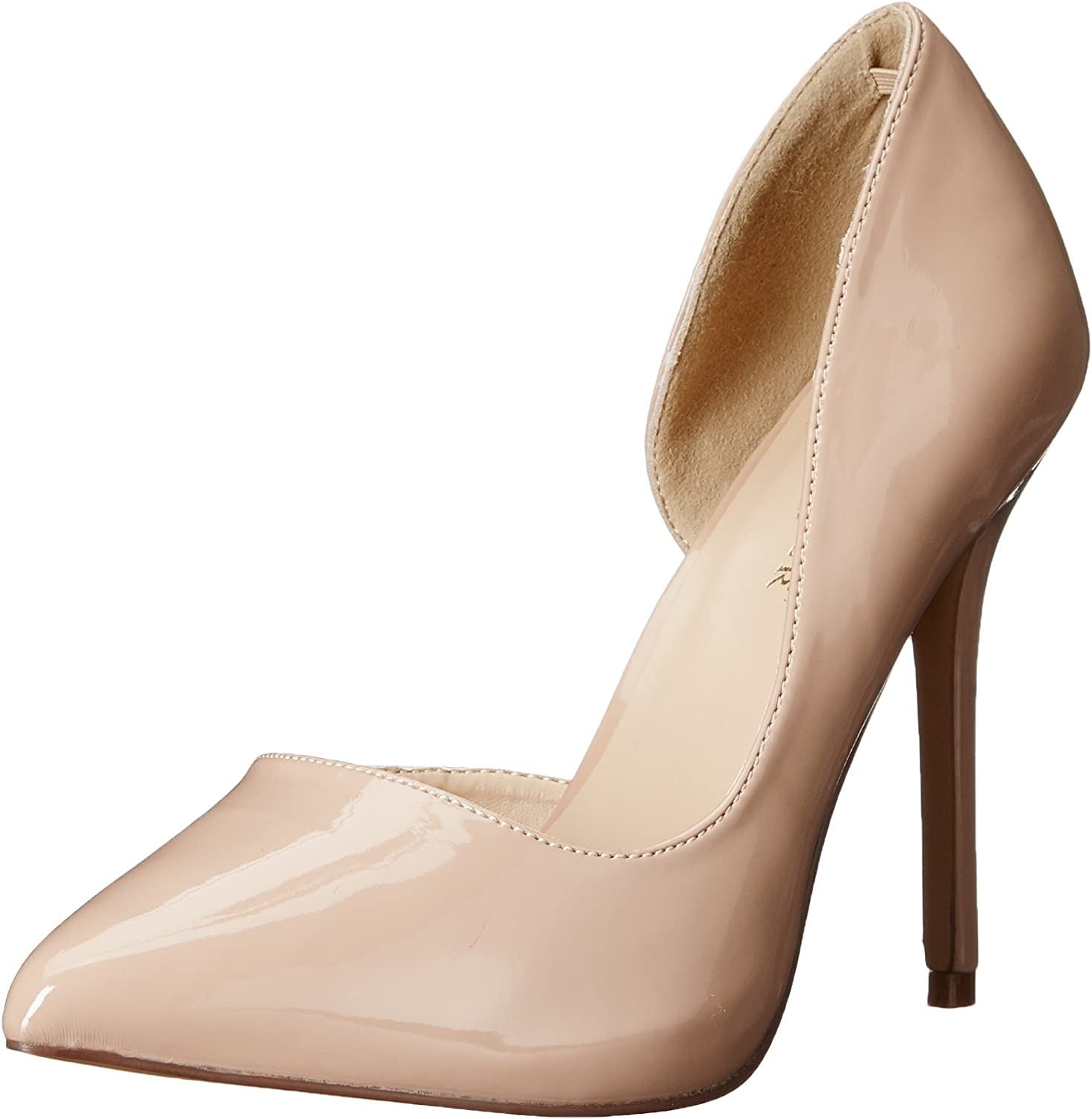 Pleaser Womens AMU22 NU Dress Pump