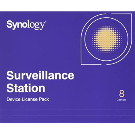 Synology Device Licence X 4 Computer Zubehör