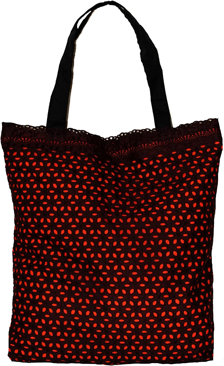 All Best Thing Bohemian Brown orange Hipster Hippie Hobo Tote Bag Purse 18in x 17in