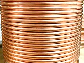 GROUND WIRE 4 AWG GAUGE SOLID BARE COPPER 200A - 50 FT