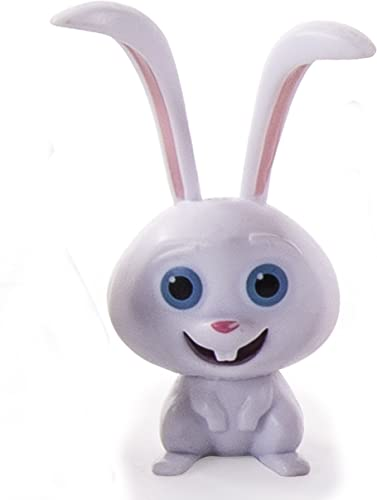 The Secret Life of Pets Mini Pets Collectible Figure Cute Snowball