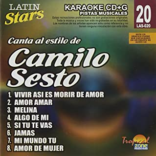 Best karaoke camilo sesto Reviews