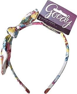 Goody WoMens Classics Headband (Floral Bow)