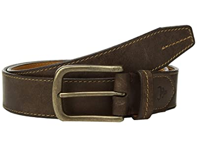 Trask Finley Belt (Walnut) Men