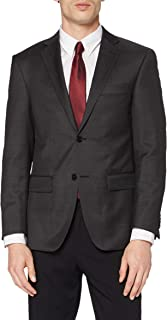 Daniel Hechter Men's Trend-sa. Nos 58010 7994 Blazer, Grey (Anthrazit 80), 48