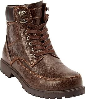 Boulder Creek Men's Wide Width Zip-up Work Boots