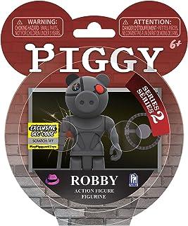 PIGGY - Robby Series 2 3,5 tum actionfigur (inkluderar DLC-artiklar)