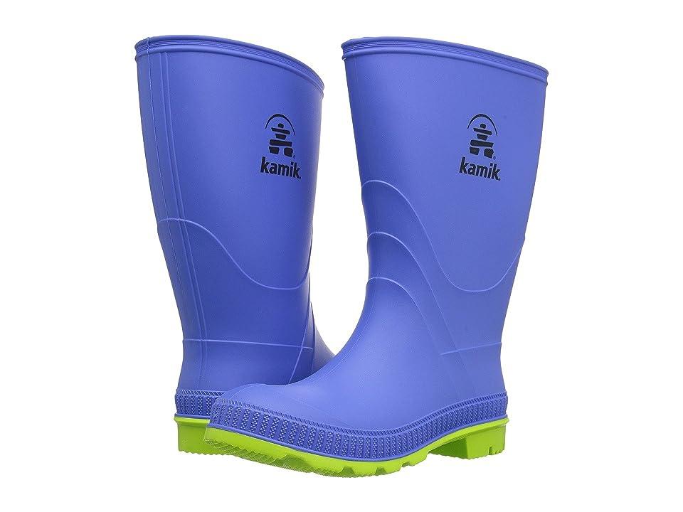 Kamik Kids Stomp (Toddler/Little Kid/Big Kid) (Strong Blue) Kids Shoes