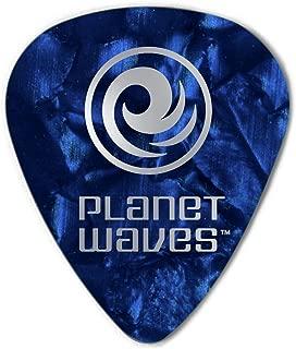 Nero DAddario 3DBK2-10 Confezione da 10 Plettri Morbidi Planet Waves