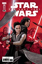 STAR WARS LAST JEDI ADAPTATION #5 (OF 6) REGULAR COVER RELEASE DATE 8/1/2018