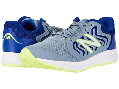 New Balance Kids 519v2 (Little Kid/Big Kid) (Reflection/Marine Blue) Boy