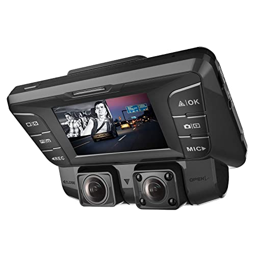 90f377d82fff Pruveeo C2 Dash Cam with Infrared Night Vision