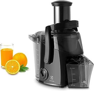 Electrolux ECJ1-4GB Centrifugeuse pour fruits et légumes avec verre, 700 W, 0,6 l, noir