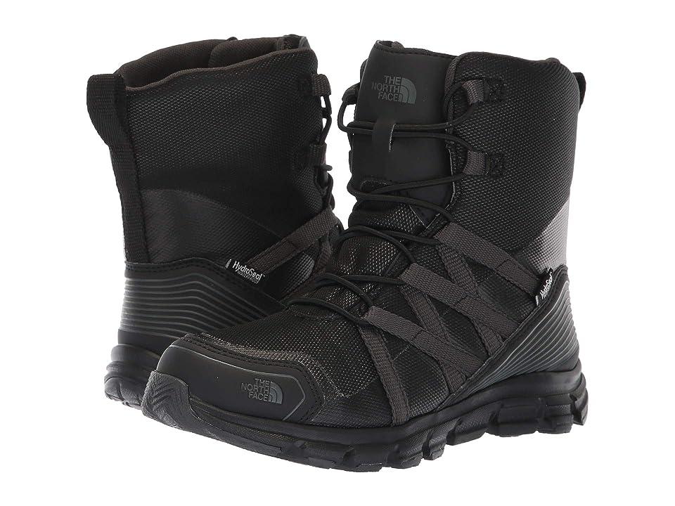 The North Face Kids Winter Sneaker (Little Kid/Big Kid) (TNF Black/Dark Shadow Grey) Boy