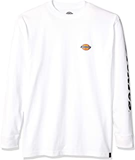 dickies Men's Long Sleeve Logo Graphic Tee