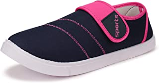 Shoefly Women's 5041 Pink Exclusive Range of Casual Sneakers Loafers Shoes
