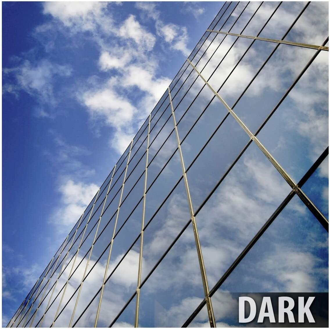 BDF RPRGY Large special price !! Window Film Premium One Way Silver Privacy Gray Mirror OFFicial site