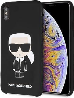 3700740441893 Karl Lagerfeld case iPhone Xs Max Black, Black