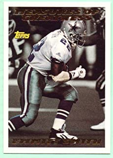 Emmitt Smith 1994 Topps Measures of Greatness #611 - Dallas Cowboys