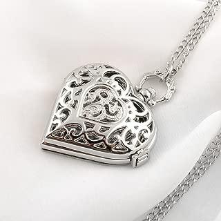 Colgante en Forma de corazón Collar Steampunk