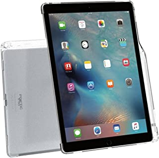 Poetic Lumos Apple iPad Pro 12.9 Case with Ultra-Thin Impact Resistant Flexible Soft Transparent TPU Case for Apple iPad Pro 12.9 (1st Gen 2015) / iPad Pro 12.9 (2nd Gen 2017) Clear