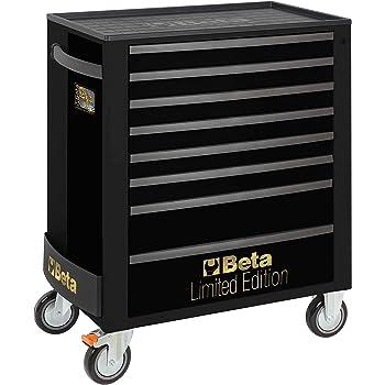 color naranja Caja de herramientas port/átil Beta C22 S-O