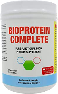 BioProtein Technology BioProtein Complete, Functional Food Protein Supplement, 18.4 Ounce