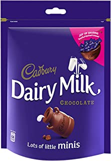 Cadbury Dairy Milk Chocolate Minis, 192 gm