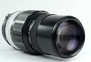 Nippon Kogaku Japan Nikon 200mm f/4.0 f4 non-AI telephoto lens